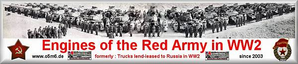 Engines of the Red Army
