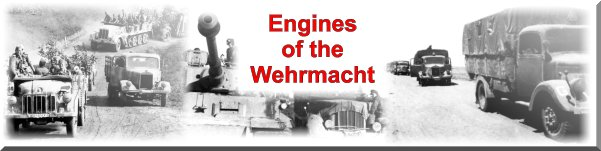 Engines of the Wehrmacht